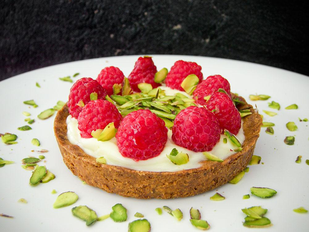... chocolate pistachio tart vegan gluten free milk chocolate pistachio